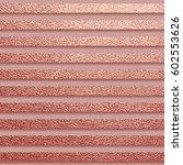 metallic glossy texture. metal... | Shutterstock .eps vector #602553626