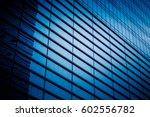 modern architecture tone in... | Shutterstock . vector #602556782