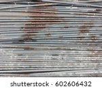 steel rod for building...   Shutterstock . vector #602606432