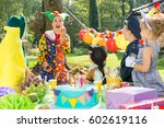 children and party entertainer...