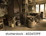 smithy   workroom | Shutterstock . vector #60265399