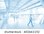 high key blurred image of... | Shutterstock . vector #602661152