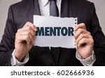 mentor | Shutterstock . vector #602666936