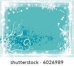 winter grunge background series ...   Shutterstock .eps vector #6026989