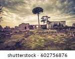 Ruins Of The Ancient Palace On...