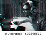 technology  gaming ...   Shutterstock . vector #602845532