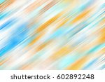 colorful sloping blurred... | Shutterstock . vector #602892248