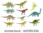 A Lot Of Dinosaurs