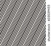 interlacing parallel stripes.... | Shutterstock .eps vector #603039455