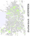 vector map st. petersburg black ... | Shutterstock .eps vector #603098006