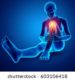 3d illustration of women knee...   Shutterstock . vector #603106418