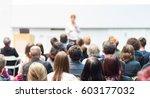 business and entrepreneurship... | Shutterstock . vector #603177032