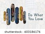 motivation faith grateful... | Shutterstock . vector #603186176