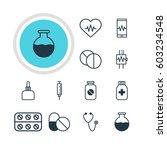 vector illustration of 12...   Shutterstock .eps vector #603234548