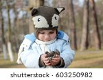 cute little toddler boy in... | Shutterstock . vector #603250982