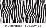stripe animal jungle texture... | Shutterstock .eps vector #603269486