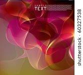 vector abstract background | Shutterstock .eps vector #60327538
