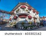 balikesir  turkey   january 30... | Shutterstock . vector #603302162