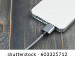cables usb and power bank