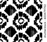original tribal seamless... | Shutterstock .eps vector #603479702