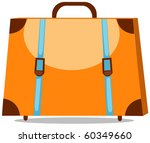 illustration of isolated travel ... | Shutterstock . vector #60349660