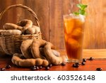 Delicious Sweet Drink Tamarind...