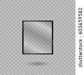 blank mobile  smartphone ... | Shutterstock .eps vector #603659582