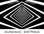 design element. 3d illustration.... | Shutterstock . vector #603790616