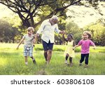 family generations parenting... | Shutterstock . vector #603806108