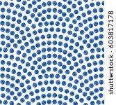 vector abstract seamless wavy... | Shutterstock .eps vector #603817178