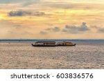 Houseboats On Serene Backwater...