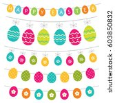 Colorful Easter Banner...