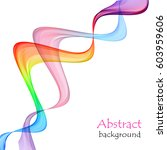 abstract background with... | Shutterstock .eps vector #603959606