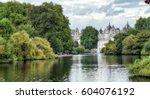 Buckingham Palace And Gardens...