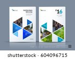 business vector template.... | Shutterstock .eps vector #604096715
