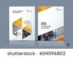 business vector template.... | Shutterstock .eps vector #604096802