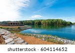 oak mountain state park near... | Shutterstock . vector #604114652
