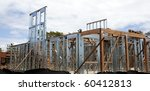 house under construction using... | Shutterstock . vector #60412813
