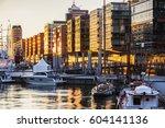 Architecture Of Hamburg At...
