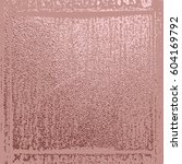 gold metallic glossy texture.... | Shutterstock .eps vector #604169792
