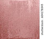 gold metallic glossy texture.... | Shutterstock .eps vector #604178345