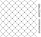 vector seamless pattern.... | Shutterstock .eps vector #604227485
