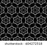 modern stylish texture.... | Shutterstock .eps vector #604272518