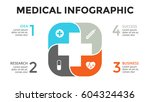 vector plus infographic ... | Shutterstock .eps vector #604324436