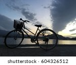 Bike By The Kawaguchiko Lake