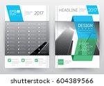 cover design vector template... | Shutterstock .eps vector #604389566
