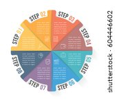 circle infographic template...