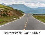highway landscape   Shutterstock . vector #604473395