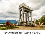 slide gate drive. the dam of