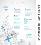 creative  turquoise color cv  ...